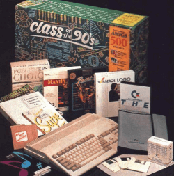 Amiga 500 Class of the 90s Bundle
