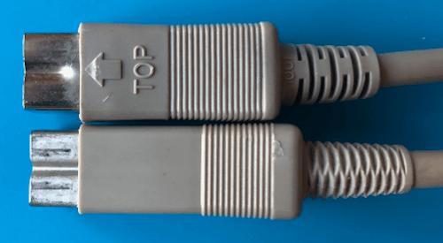 Comparison of Amiga 500 Power Supply Connectors