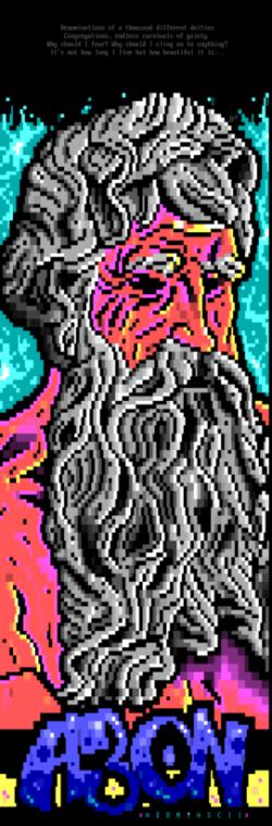 AEON!ASCII by Jack Phlash