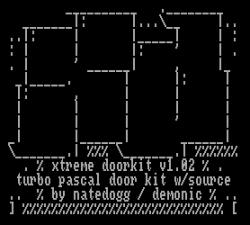 Xtreme Doorkit (XDoor) v1.02 file_id.diz